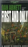 First and Only by Dan Abnett Warhammer 40,000 book paperback 40k Gaunts Ghosts